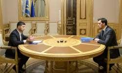 Ukrainian president, Ukrainian prime minister, Ukrainian prime minister resignation, Oleksiy Honchar