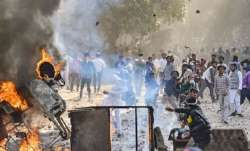 Violence in northeast Delhi
