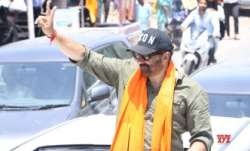 Facing flak, 'missing' Gurdaspur MP Sunny Deol comes to town