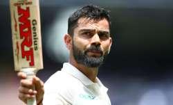 India vs New Zealand: Virat Kohli on the verge of surpassing Sourav Ganguly's tally of Test runs in