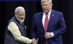 'True friend' Modi 'living proof' that Indians can accomplish anything with hard work: Trump