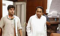 Kamal Nath, Jyotiraditya Scindia to meet this week to sort