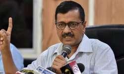 A file photo of Arvind Kejriwal (file photo)