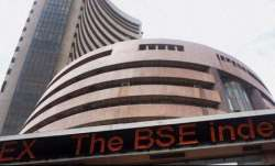 Sensex, Nifty open flat on weak global ques
