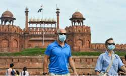 Delhi records rise in temperature