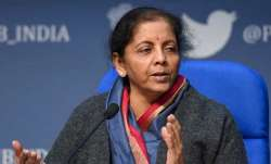 Nirmala Sitharaman/File