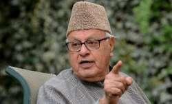 Farooq Abdullah calls for probe into exodus of Kashmiri Pandits