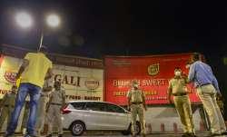 Coronavirus in Delhi: Bengali Market sealed after 3