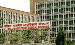 A file photo of AIIMS in New Delhi for representational