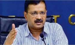 Kejriwal instructs government departments to halt expenses except for salaries