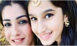 Raveena Tandon reveals how daughter Rasha got embarrassed of her behaviour during New York vacation