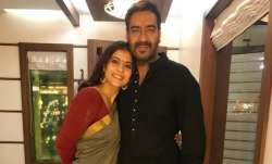 Ajay Devgn's most romantic moments with wife Kajol on his 51st birthday