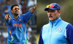 yuvraj singh, ravi shastri, yuvraj singh ravi shastri, ms dhoni, 2011 world cup