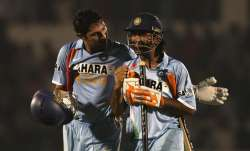 Yuvraj Singh's performance under MS Dhoni was impeccable, feels Ashish Nehra