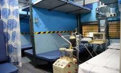 Railways, COVID19, coronavirus, isolation wards