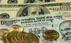 Rupee recovers from record lows on forex inflows, firm stocks