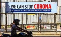 coronavirus noida
