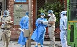 COVID-19 death toll in India nears 5,000