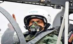 IAF chief Bhadauria flies Tejas single-seater aircraft at Sulur airbase