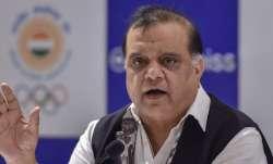 national games, 36th national games, national games goa, ioa, narinder batra