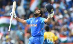 India white-ball vice-captain Rohit Sharma