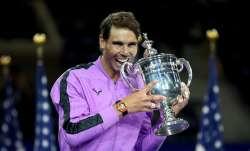 2019 US Open Singles winner Rafael Nadal