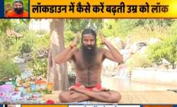 Want to have glowing skin at 50? Swami Ramdev shares yoga asanas for anti-aging