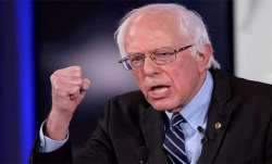 Bernie Sanders, Senator from the US state of Vermont