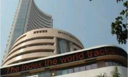 Sensex soars 879 pts as India begins to unlock