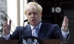British PM sets out new coronavirus curbs
