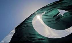Representational image of Pakistan flag