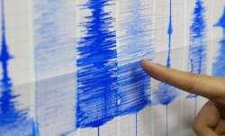 Magnitude-4.5 earthquake jolts North-Northwest of Kargil in Ladakh
