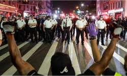 George floyd protests: Mayor downplays rough police treatment of NYC protesters