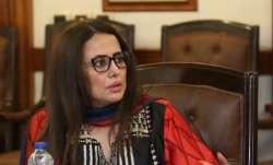 Pakistani journalist Mehr Tarar tests positive for coronavirus