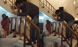 Wajid Khan's throwback video when he surprised Bina Kak on 63rd birthday in Jaipur