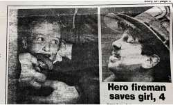 Thanks to coronavirus, nurse tracks down firefighter who rescued her 37 years ago