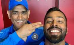 hardik pandya, ms dhoni, hardik pandya ms dhoni, hardik pandya team india, team india
