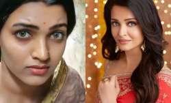 Aishwarya Rai Bachchan's lookalike recreates Kandukondain Kandukondain scene