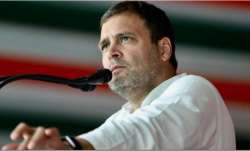 Government destroying economy, this is Demon 2.0: Rahul Gandhi