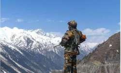 galwan valley,ladakh,china,chinese retreat