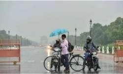 Delhi Rain, Delhi monsoon