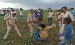 MP government removes collector, SP over Guna Dalit couple beating case