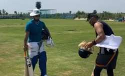 Rishabh Pant and Suresh Raina