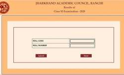 Jharkhand JAC Board 11th Result 2020 declared