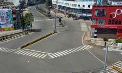 Total lockdown in Assam's Golaghat for 8 days from 7 pm today