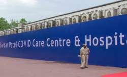 Delhi LG Baijal inaugurates 10,000-bed Sardar Patel COVID care centre