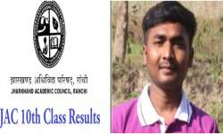 Netarhat's Manish Kumar tops JAC Class 10 Board exams, scores 499/500
