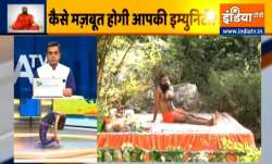 Swami Ramdev shares super yogasanas, pranayam to increase immunity and fight COVID-19