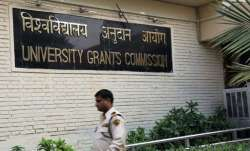 UGC, University Grants Commission