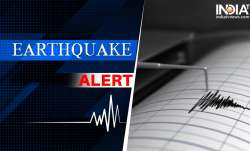 Magnitude 3.5 earthquake hits Churachandpur in Manipur